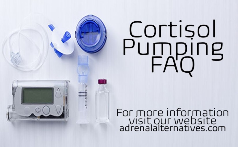 FAQ: Cortisol Pumping Method