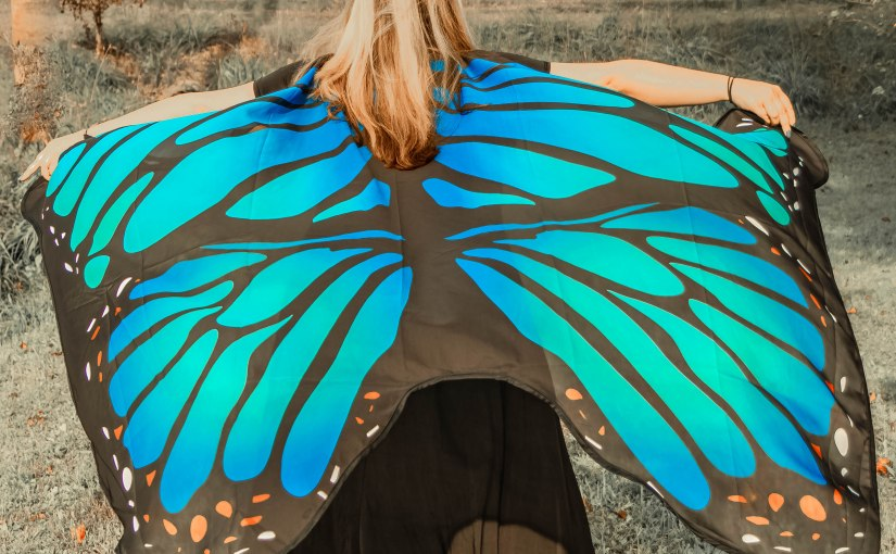 The Butterfly: Story behind the  Symbol for AdrenalInsufficiency